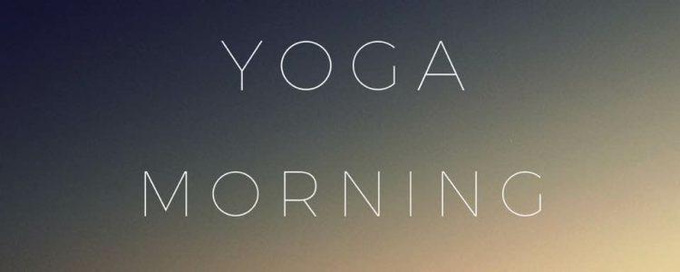 Morning Ashtanga Yoga